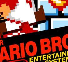 Super Mario: Box Art Sticker