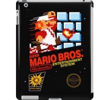 Super Mario: Box Art iPad Case/Skin