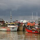 Fishing Boats by Touchstone21