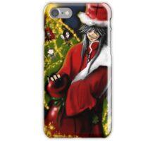 Black Butler - Christmas tree iPhone Case/Skin