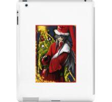 Black Butler - Christmas tree iPad Case/Skin