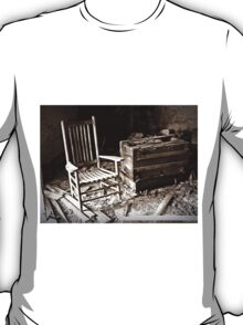 Pull Up A Chair T-Shirt