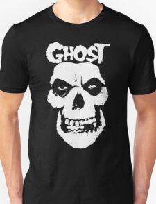 Crimson Ghost B.C Skull Unisex T-Shirt