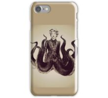 Ms Casper iPhone Case/Skin
