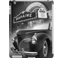 Casablanca Premier iPad Case/Skin