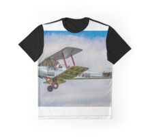 G-PWBE, 1959 De Havilland DH-82A Replica Tiger Moth II Graphic T-Shirt