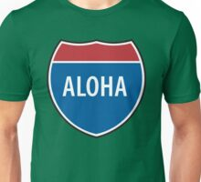 Interstate Aloha Unisex T-Shirt