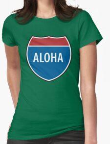 Interstate Aloha Womens Fitted T-Shirt