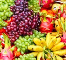 Fabulous fresh fruit Sticker