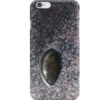 Drop by drop (portrait for phone cases) iPhone Case/Skin