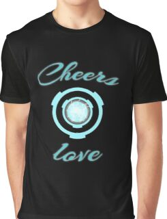 Cheers love! Graphic T-Shirt
