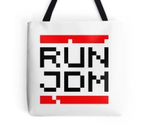 RUN JDM (1) Tote Bag