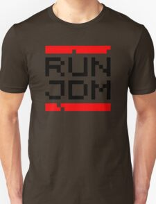RUN JDM (1) Unisex T-Shirt
