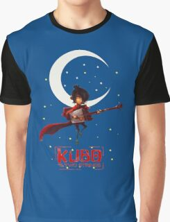 Kubo and the two strings Graphic T-Shirt