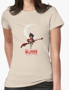 Kubo and the two strings Womens Fitted T-Shirt