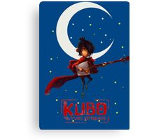Kubo and the two strings Canvas Print