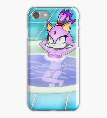 Blaze Taking it Easy iPhone Case/Skin