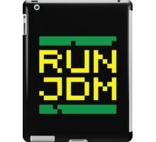 RUN JDM (3) iPad Case/Skin