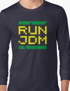 RUN JDM (3) Long Sleeve T-Shirt
