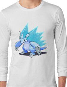 Alola Sandslash Long Sleeve T-Shirt