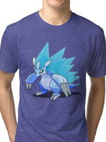 Alola Sandslash Tri-blend T-Shirt