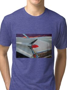 Daddy's Caddy I Tri-blend T-Shirt