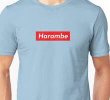 Harambe Logo Unisex T-Shirt