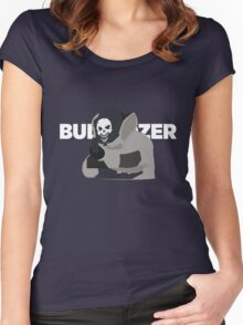 PAYDAY 2 - Elite Bulldozer Women's Fitted Scoop T-Shirt