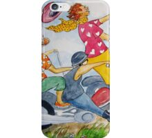 Growing Old Disgracefully iPhone Case/Skin
