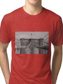 Brooklin bridge Tri-blend T-Shirt