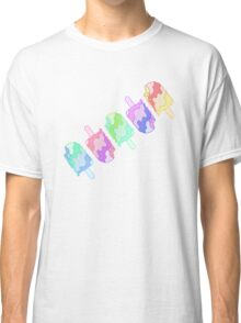 Ice Cream melt Classic T-Shirt