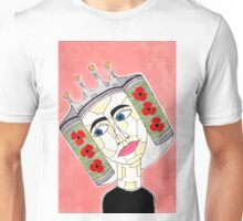 14th Century English Crespine Unisex T-Shirt