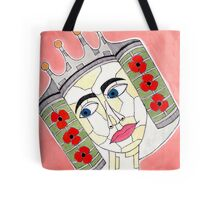 14th Century English Crespine Tote Bag