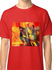 Molly in the Sunset Classic T-Shirt