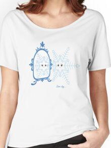 Sad Snowflake Women's Relaxed Fit T-Shirt