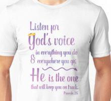 Gods Voice Unisex T-Shirt
