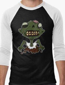 Zom-B Men's Baseball ¾ T-Shirt