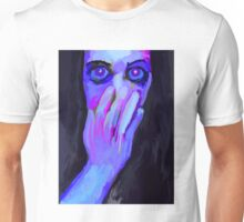 Down in a dark place Unisex T-Shirt