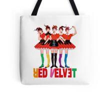 Red Velvet Dumb Dumb Tote Bag