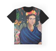Frida et sa nature vivante Graphic T-Shirt