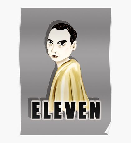 Eleven Poster