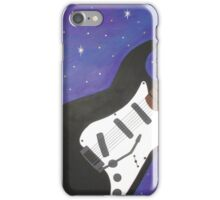 Galactic Electric Guitar iPhone Case/Skin