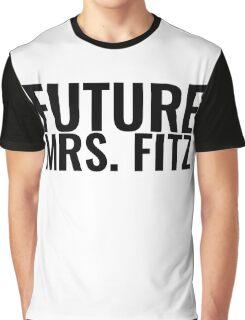 Future Mrs. Fitz Graphic T-Shirt