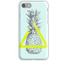 pineapple triangle iPhone Case/Skin