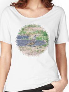 summer Visit Women's Relaxed Fit T-Shirt