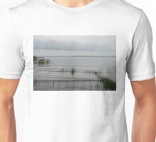 Soft and Silent Grays - the Beautiful Calmness of Overcast Days Unisex T-Shirt