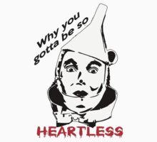 Heartless Tinman Baby Tee