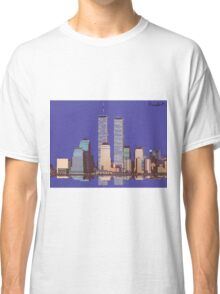 Memoirs of the World Trade Center Classic T-Shirt