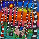 Juli Cady Ryan's A Whimsical View by Juli Cady Ryan