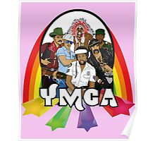 Village People - YMCA Poster